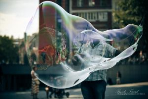 Mr bubble 'dreammaker' by Basile-Tirard