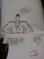 DEDICATION Superman by FG-Arcadia
