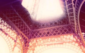Under Tour Eiffel by AsukaOgawa