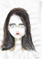 Amelie Nothomb by Emily89