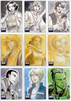 SWG6 - Cards 001-009 by aimo