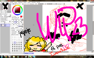 .: WIP-At ivannittha-TH :3 :. by Estefaniia-colacao