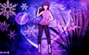 Purple Beauty: Hinata by unspoken4eva
