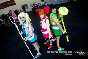 Powerpuff girls z by fiery-dragon