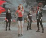 Paramore by MagicWorldxHp