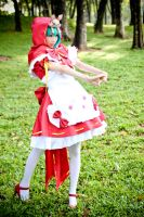Red Riding Hood by Bakasteam