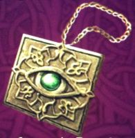Root of truth amulet by isaac77598