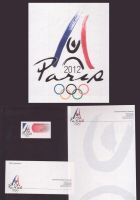 Paris Olympics Stationary Set by Whifling