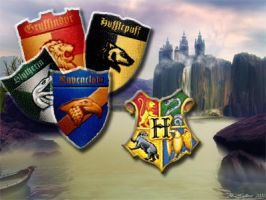 Hogwarts Icons by Anatype