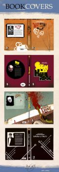 Book Covers - Directors by Themrock
