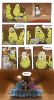 Rayman - Neocreation Day Fan Comic page 21 by EarthGwee
