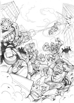 TFMovie Storybook pencil 03 by MarceloMatere