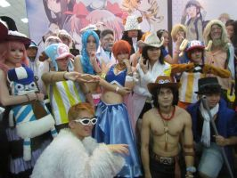 Going Merry Cosplay at AFAMY 2012 by riezforester