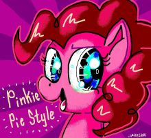 Pinkie Paint by DocWario