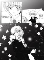 CCS Doujinshi:FirstKiss Page18 by barbypornea