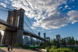 Brooklyn Bridge by MarcAndrePhoto