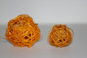 Deco Straw Ball III by expression-stock