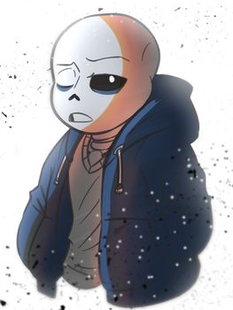 Sans Man by The-NoiseMaker