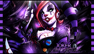 Lady Joker by RodTheSecond