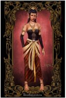 Brahmastra concept character : Sinta by macarious