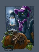 Halloween 2006 by jaxxblackfox