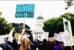 How much did college cost you? by zombiewhale