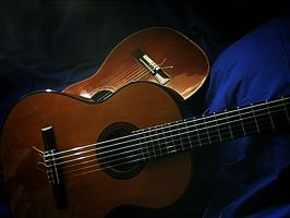 Guitars Together III by pattsy