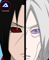 Itachi And Nagato by Adrian69er