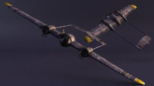 Icarus - Light Plane 03 by musegames