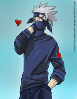 Kakashiii by TheLegendOfLink