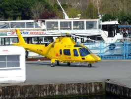 Yellowcopter by scorpionteam