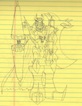 DarkKnightmon by Omnimon1996