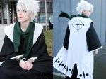 Toshiro Hitsugaya by TamaniCosplay