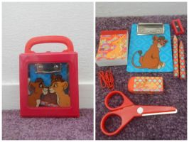 Lion King 2 Stationary Set by LittleRolox3