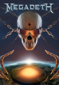 VicRattlehead-Megadeth contest by Deligaris