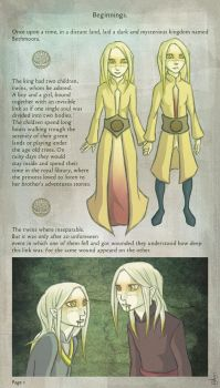 Nuada :: 001 Beginnings by PrinceNuadaProject