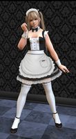 Marie Rose Maid by agekei
