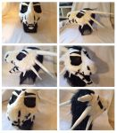 Skull Dragon Head (SOLD) by Yamishizen