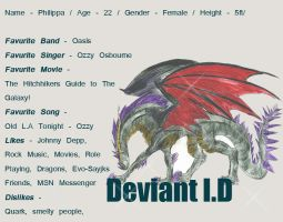 Deviant ID by AcidKreature