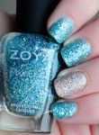 Zoya Pixe Dust Swatches by RobertsPhotography