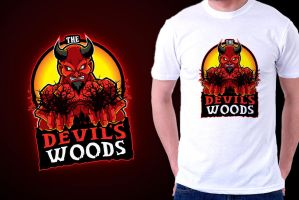 The Devil's Woods no2 by pho001boss