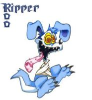 ripper roo by J00m4n