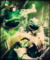 Green Ranger by wild-kard2003