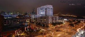 San Francisco Panorama by dailybread5