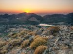 Climbing hills on Imbros by Pipera