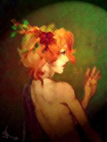Persephone - color by AmalaDamarr