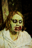 My Mother, the Zombie by querelle-interieure