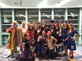 WonderCon 2013 post-DW preview airing by LuLuLunaBuna
