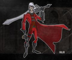 Devil May Cry by Bloodzilla-Billy