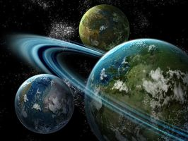 New kinds of planets by Denece-the-sylcoe